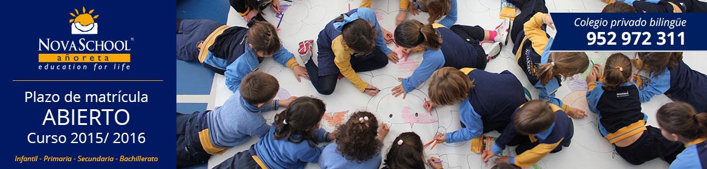 Colegio privado bilingue Málaga