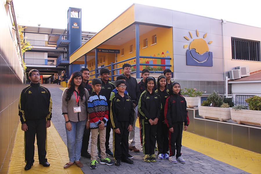Intercambio Novaschool - Vibgyor High