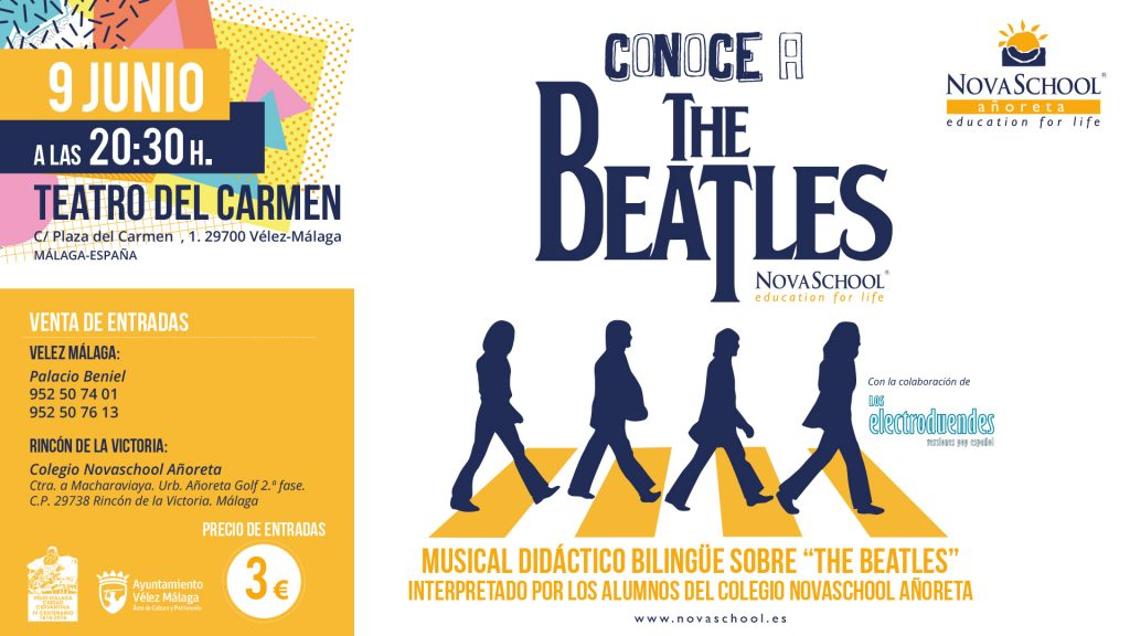 the Beatles- evento facebook