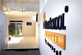 Interior de la Escuela Infantil de Granada Novaschool Juan Latino