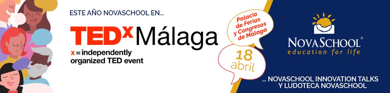 Novaschool en TEDxMálaga